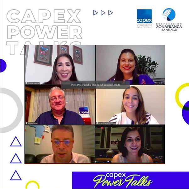 La transformación desde una perspectiva global en Capex Power Talks